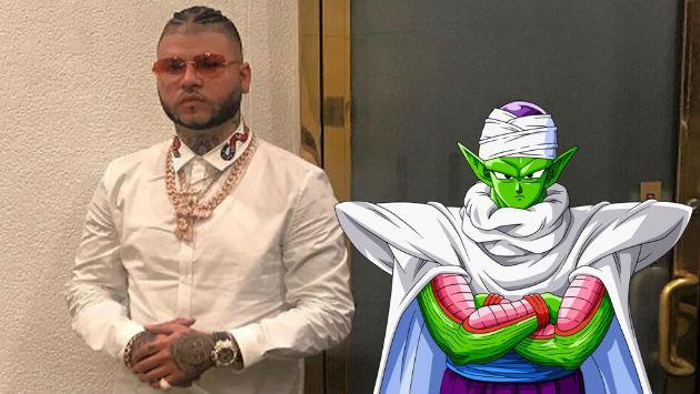 ¿Qué tiene que ver Farruko con Piccolo? Aquí la respuesta