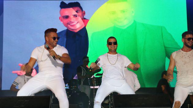 ¡Farruko, Los 4 de Cuba y estos artistas la rompieron en el Sunset Colors Festival! [FOTOS]