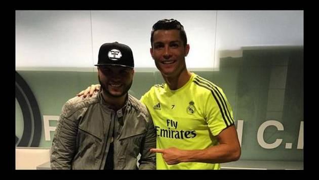 ¿Qué relación existe entre Farruko y el Real Madrid?