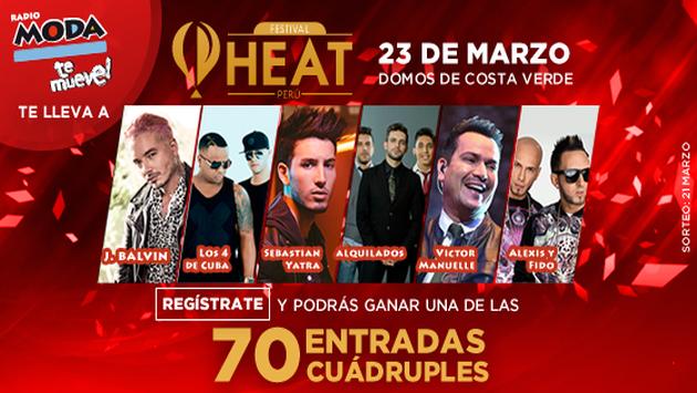Festival Heat Perú 2017