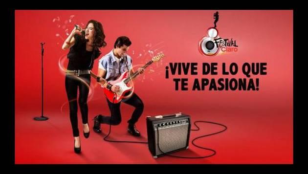 ¡Festival Claro inicia convocatoria para nueva estrella musical!