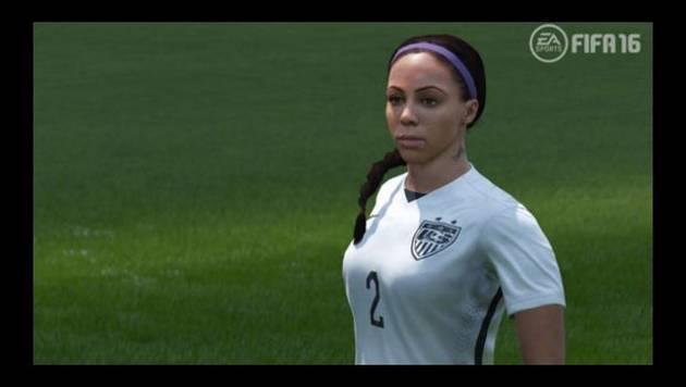 FIFA 16 contará con jugadoras mujeres por primera vez