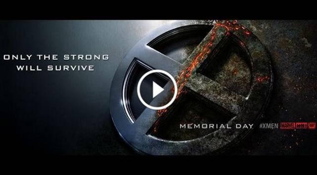Este es el primer tráiler de 'X men: Apocalypse' ¡Míralo aquí!