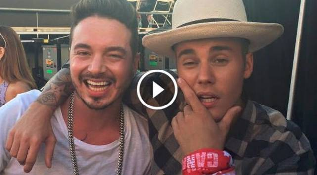 J Balvin quiere que Justin Bieber cumpla uno de sus sueños