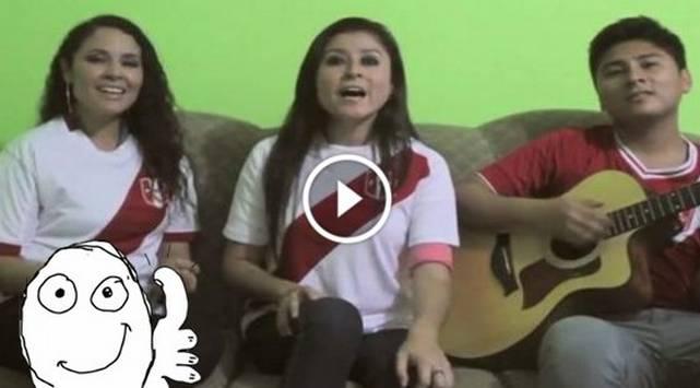 Hinchas cantan 'Contigo Perú' en portugués y video se vuelve viral