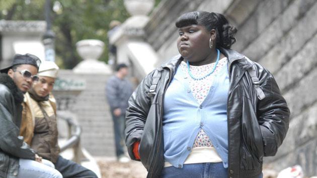 La actriz de 'Precious' bajó de peso (esta vez de verdad) y así luce ahora