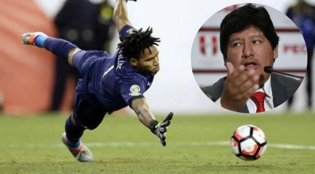 ¡Escándalo en la FPF! Pedro Gallese fue amenazado por Edwin Oviedo [AUDIO]