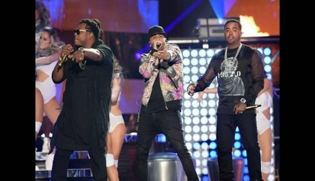 ¡Nicky Jam la rompió con 7 premios en los Billboard Latinos 2016!
