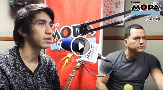 Daniel Lazo cantó en quechua y celebró su millón de seguidores