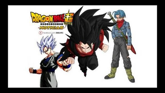'Dragon Ball Super', con el villano Gokú Black, está pajaza. Conócelo aquí