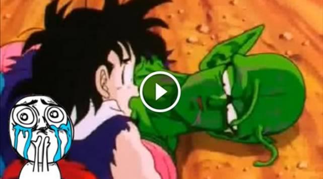 El día que el señor Piccolo le salvó la vida a Gohan