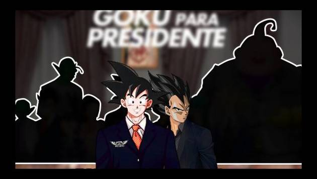 ¿Un gobierno de Dragon Ball? Conoce a los ministros que presenta Gokú