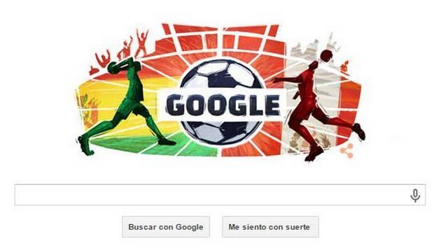 Google le rinde homenaje a encuentro entre Perú y Bolivia