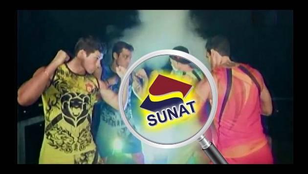 Este chico reality habló del desbalance patrimonial ante la Sunat... pero lo hizo por chongo
