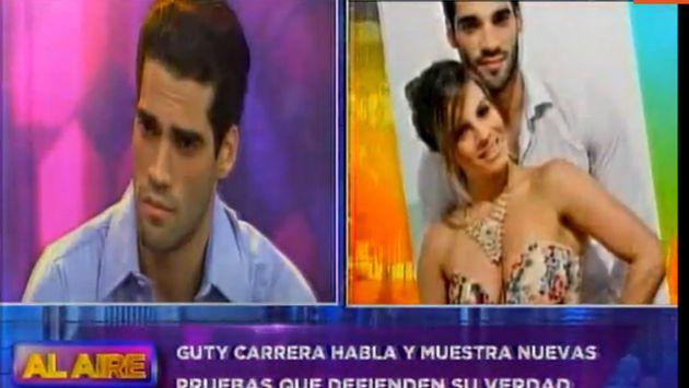 Guty Carrera y 'Al Aire' reciben duras críticas por tocar tema delicado sobre Alejandra Baigorria