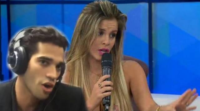 ¡Guty Carrera habló en MODA sobre supuesta infidelidad a Alejandra Baigorria!