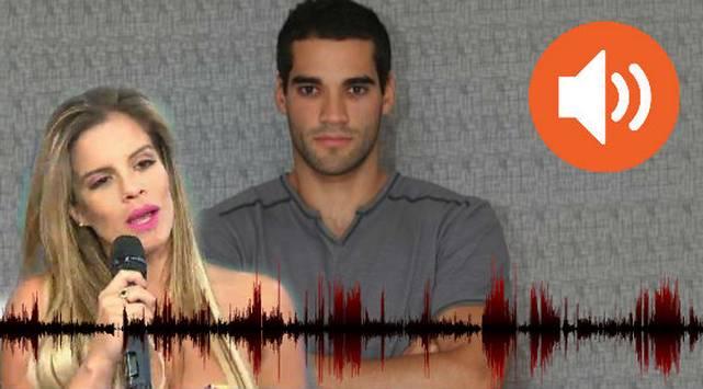 ¿Audio prueba maltrato de Guty Carrera a Alejandra Baigorria? Así respondió el 'Potro'