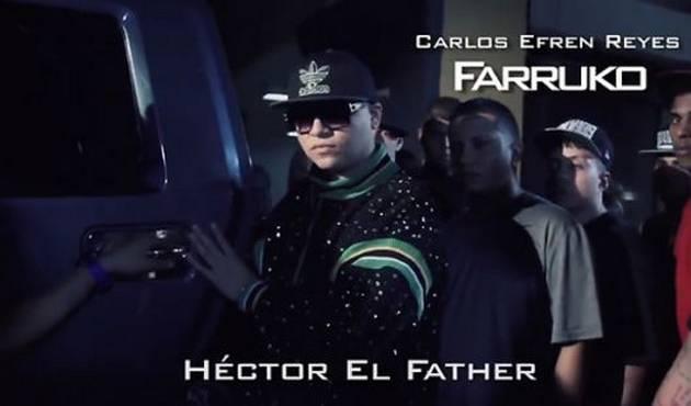 """Héctor """"El Father"""" rechaza tráiler de su película protagonizada por Farruko"""
