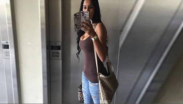 Hermana de Arturo Vidal luce sexy en Instagram