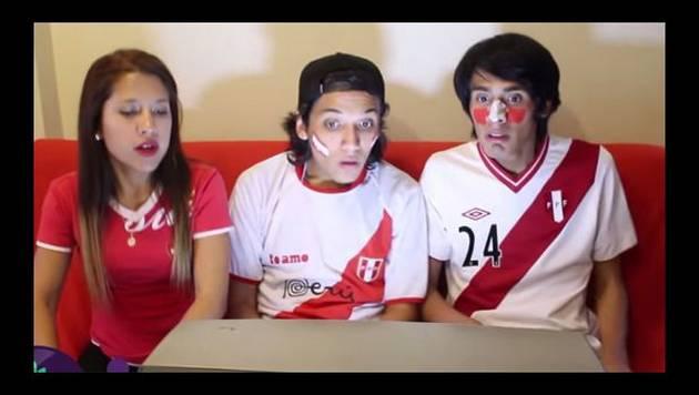 YouTube: De Barrio y los tipos de hinchas peruanos