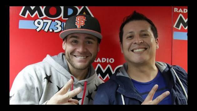 Carloncho, Renzo y Pancho Rodríguez improvisan un Hip Hop épico