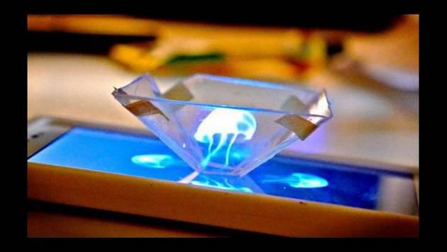 YouTube: Crea hologramas 3D con tu smartphone