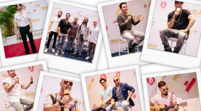 HTV anuncia la segunda edición de los Heat Latin Music Awards