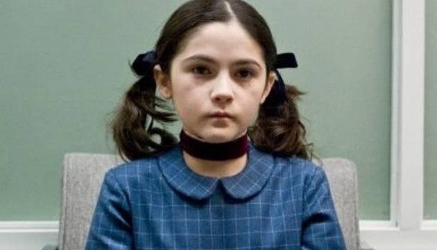 Así luce hoy la niña de la película 'La Huérfana'