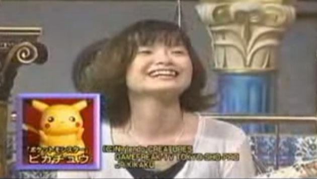 Ella es quien hace la voz de Pikachu. Te vas a enamorar cuando la escuches [VIDEO]