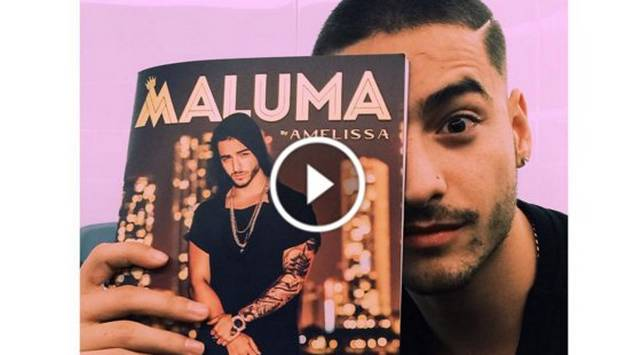 Maluma presentó así su línea de ropa 'Pretty Boy Dirty Boy'