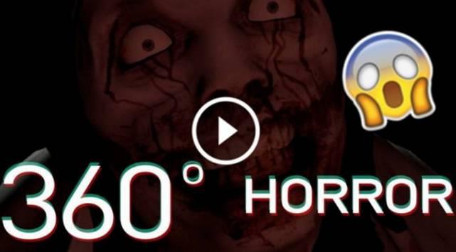 Youtube presenta terroríficas historias en 360 grados