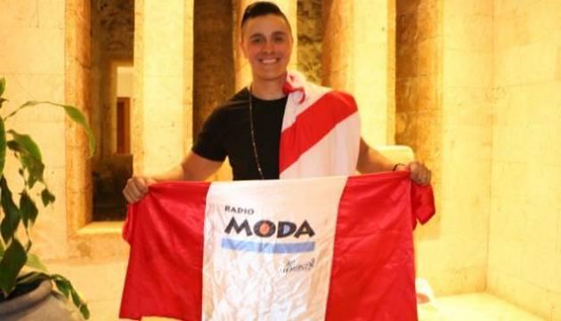 ¡Joey Montana le hizo esta promesa a los oyentes de MODA y habló del Perú vs. Colombia!