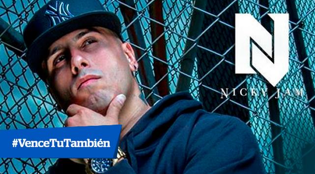 Historias que vencen - Conoce la historia de Nicky Jam, el 'Ave Fénix' de la música urbana