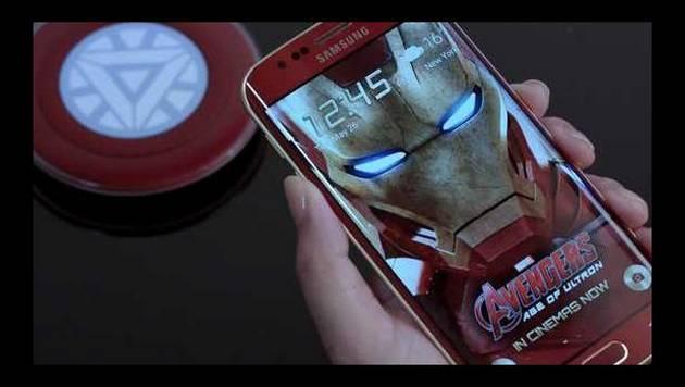 Samsung Galaxy S6 edge lanza edición de Iron Man
