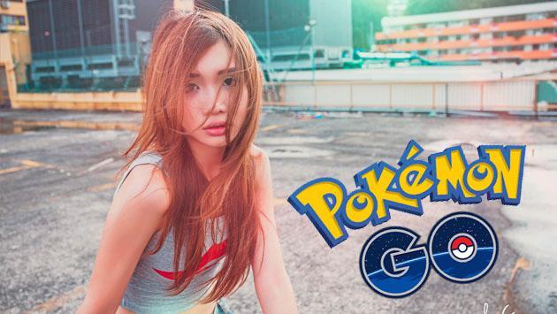 Ella es la primera 'maestra' de 'Pokémon GO', y no creerás lo que hace y cuánto le pagan