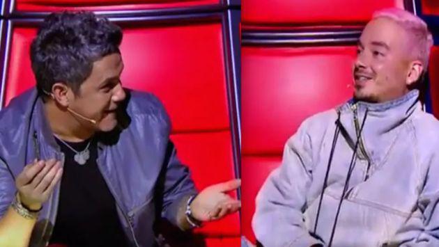 ¿J Balvin se peleó con Alejandro Sanz? Esto dijo el español