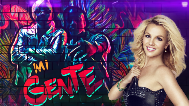 ¡Hasta Britney Spears se pegó con 'Mi gente' de J Balvin! [VIDEO]
