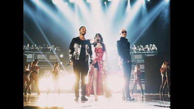 ¡Así fue la presentación de J Balvin en los MTV Movie & TV Awards!