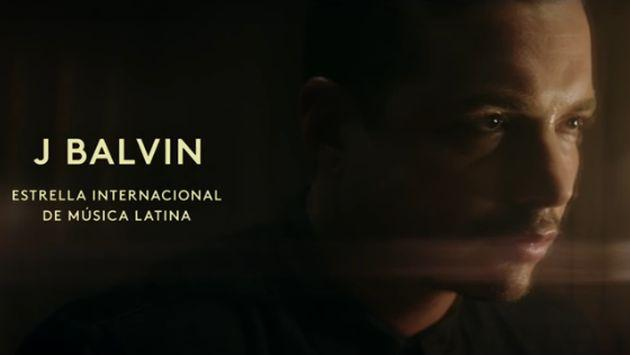 ¡J Balvin sorprende como imagen de campaña de esta reconocida marca!