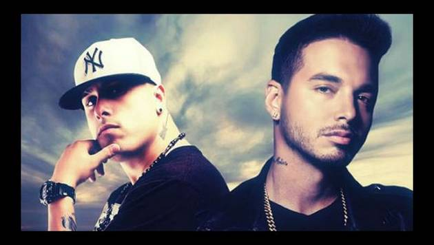 Nicky Jam y J Balvin publican sus whatsapps luego del All Music Fest: