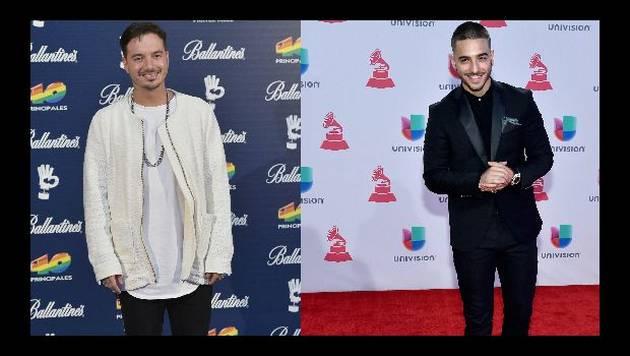 J Balvin y Maluma se unen para tributo a Carlos Vives