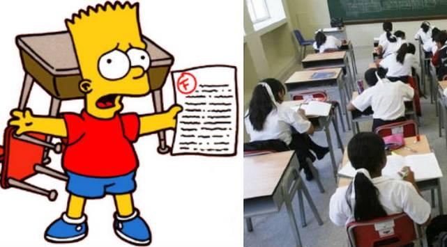 Tu libreta escolar ya no vendrá con jalados (pero no por lo que tú crees)