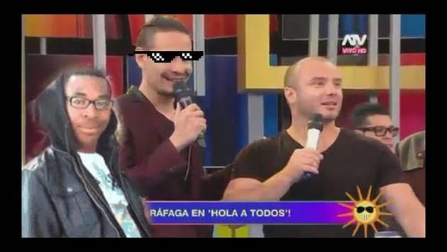 ¡Vocalista de 'Ráfaga' troleó a Jenko del Río!