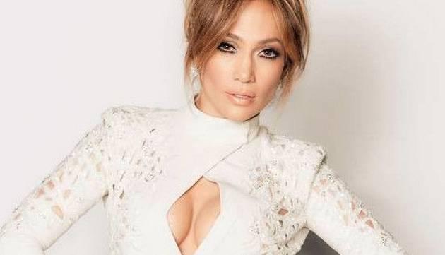 Así luce Jennifer Lopez sin una gota de maquillaje [FOTOS]