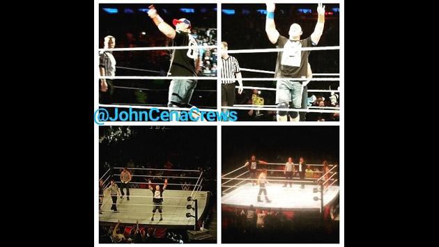 ¡John Cena regresó a WWE! Míralo aquí [FOTOS Y VIDEOS]