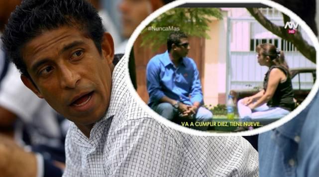 José Soto es acusado de abandonar a su hijo y acosar a su expareja