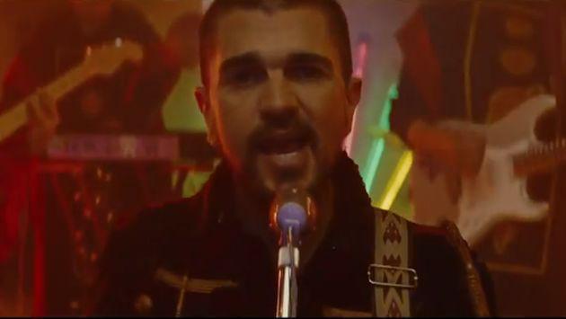 ¡Juanes volvió a la escena con 'Fuego'! Mira el videoclip de su nuevo tema