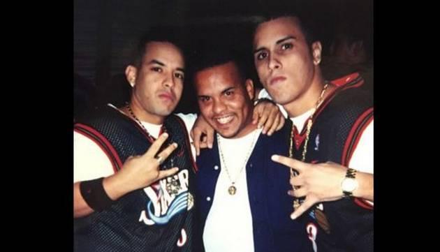 Nicky Jam comparte foto épica con Daddy Yankee hace 15 años