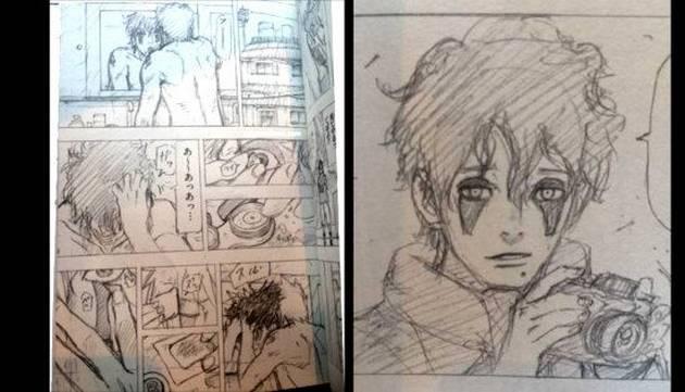 Naruto: creador revela el rostro de Kakashi sensei