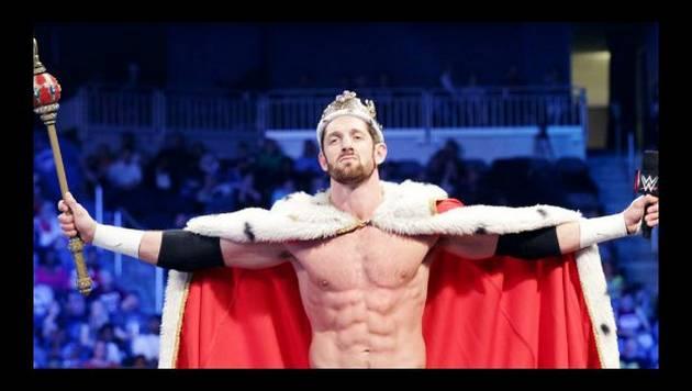 WWE despidió a Wade Barrett y él puso esta imagen que hace llorar a los fans